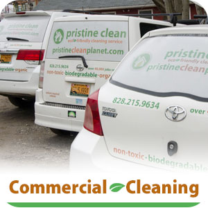 Commercial Cleaning Asheville
